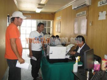 Llegan A Motul Modulo De Licencias Y Del Ife Noticias De